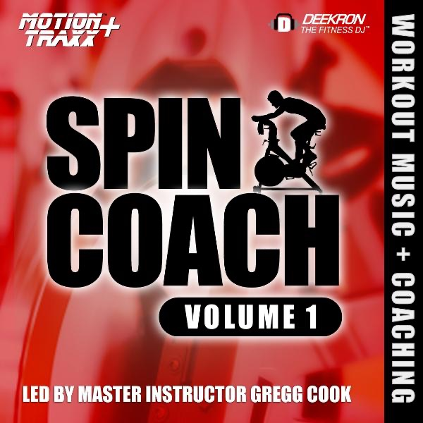 Spin Coach Coached Spinning Cycling Workout Music Mix Interval Based Hill Ride With Master Instructor Gregg Cook By Deekron The Fitness Dj On Itunes