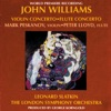 John Williams Violin Concerto Flute Concerto
