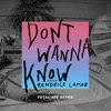 Dont Wanna Know feat Kendrick Lamar Total Ape Remix Single