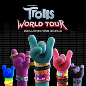 Various Artists - TROLLS World Tour (Original Motion Picture Soundtrack)  artwork
