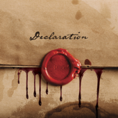 Red - Declaration  artwork