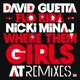 Where Them Girls At feat Nicki Minaj Flo Rida Remixes EP