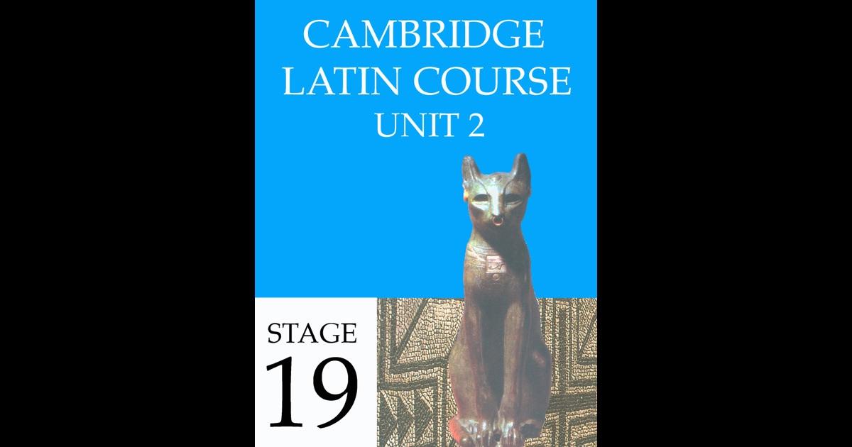 Cambridge latin course unit 2 translations