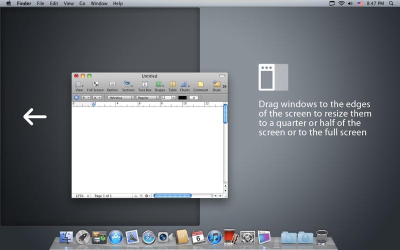 Flexiglass Screenshots