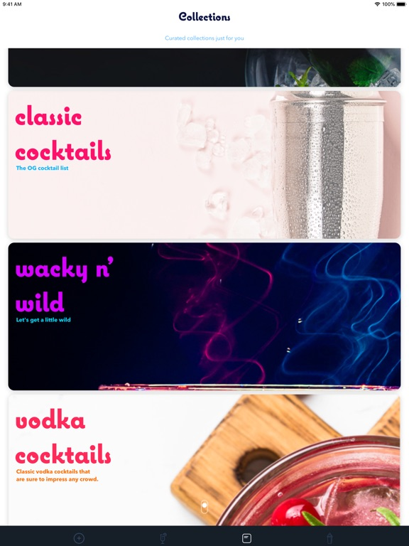 typsi - Cocktails Made Easy Screenshots
