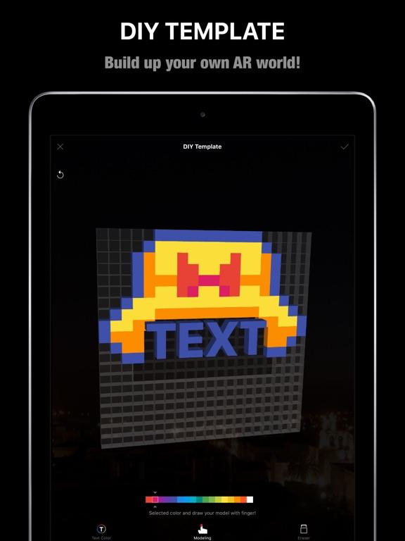 TextHere – AR posts everywhere Screenshots
