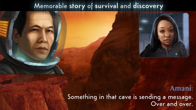 Waking Mars Screenshot
