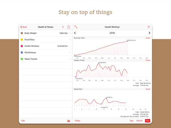 Time Tracker+ Task Manager Screenshots