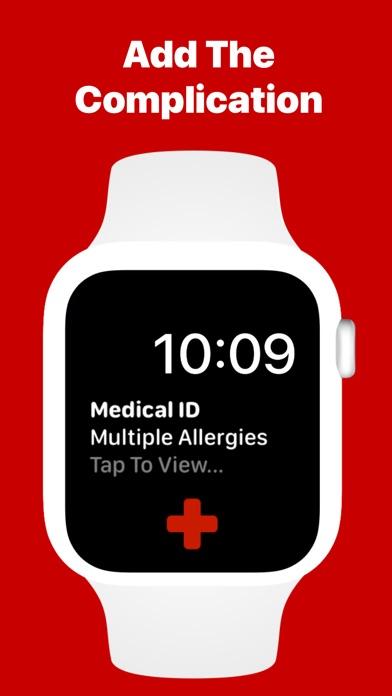 AllergyMe - Allergy Medical ID Screenshots