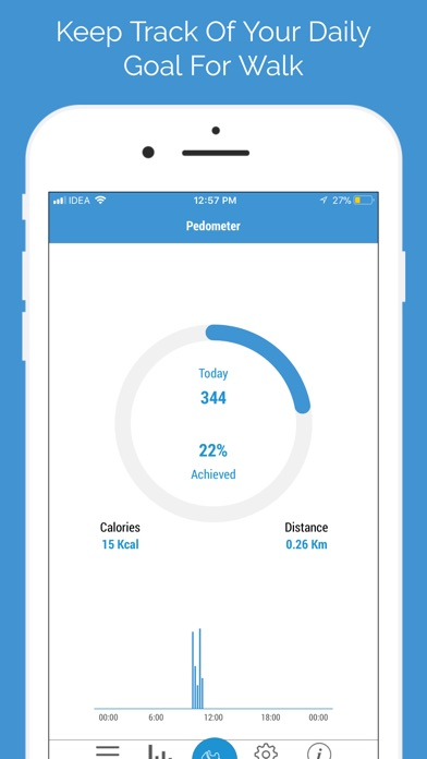 Pedometer PRO- Fitness Tracker Screenshots