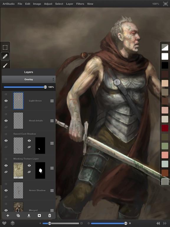 ArtStudio for iPad -Paint&Draw Screenshots