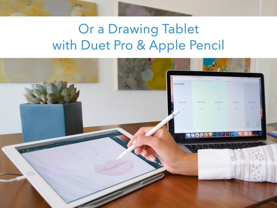 Duet Display Screenshots