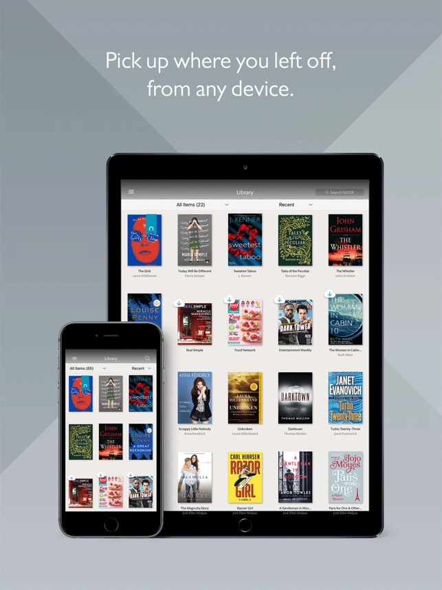 This Trick Lets You Run Nook and Kobo Apps on Kindle