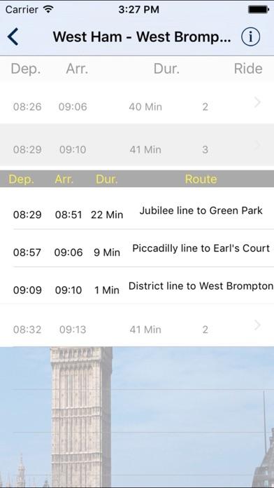 london öffentliche verkehrsmittel app