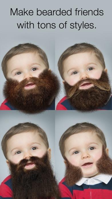 Beardify - Beard Photo Booth Screenshots