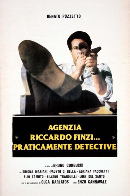Risultati immagini per agenzia riccardo finzi praticamente detective
