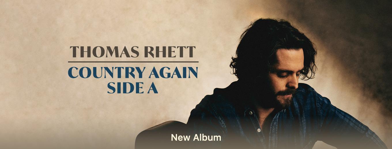 Country Again (Side A) by Thomas Rhett