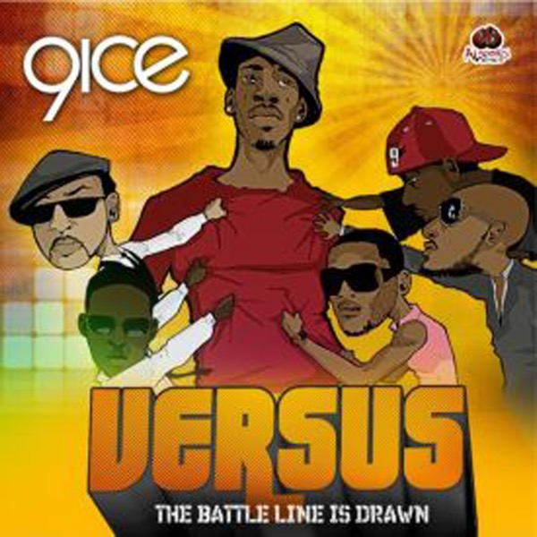 9ice vs P Square (feat. P Square)