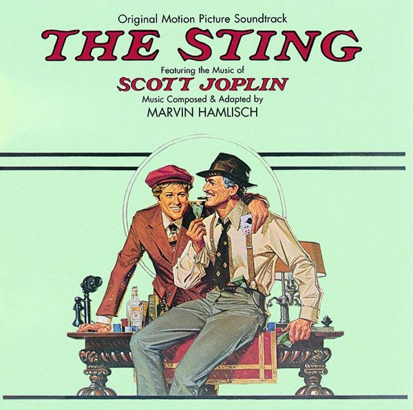 The Entertainer (The Sting Soundtrack Version - Orchestra Version)