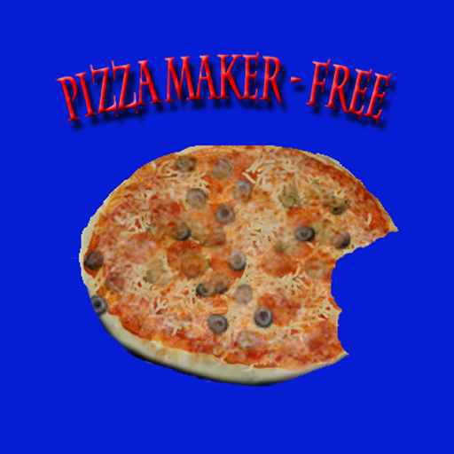 Pizza Maker - The FREE delicious pizza building app icon