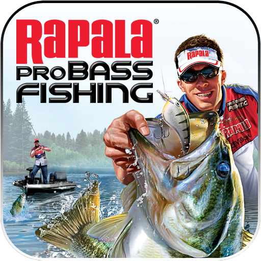 Rapala® Pro Bass Fishing icon