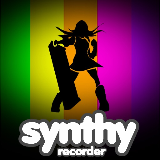 Synthy - FREE Synth Recorder
