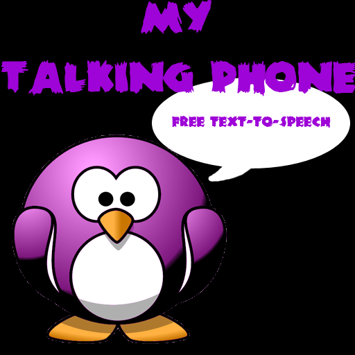 My Talking Phone - Free text to speech icon