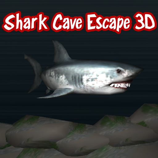 Shark Cave Escape 3D - FREE