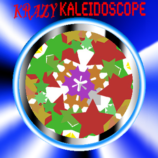 Krazy Kaleidoscope - Free icon