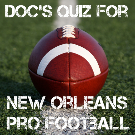 New Orleans Pro Football Quiz