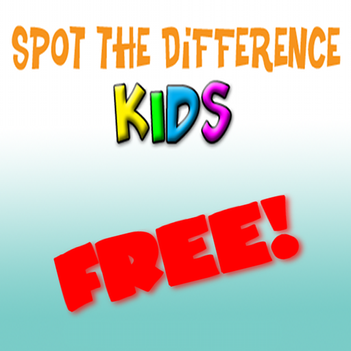 Spot the Difference KIDS - FREE