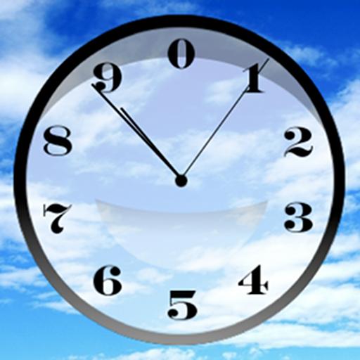 Metric Clock for iPad