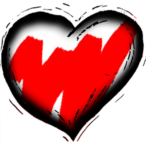 Valentines Day Painter FREE - Paint your heart out! icon