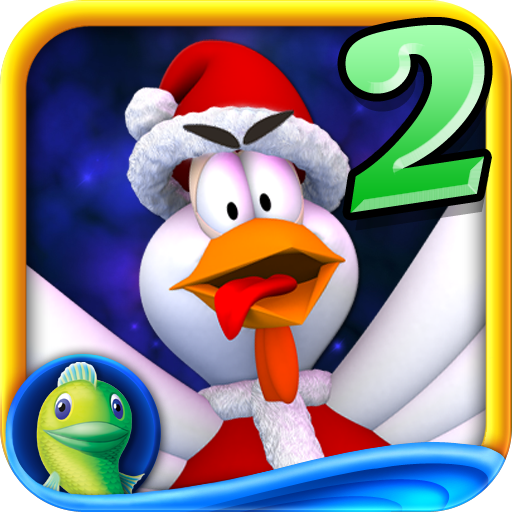 Chicken Invaders 2: The Next Wave Christmas Edition HD (Full) icon