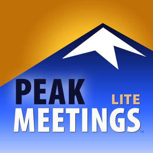 Peak Meetings Lite (better, faster meetings)