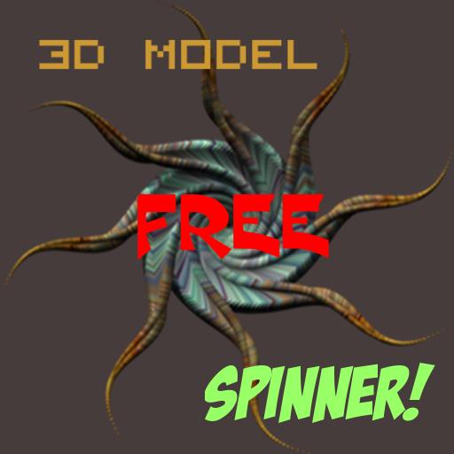 3D Model Spinner FREE