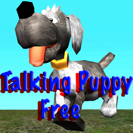 Talking Puppy - The Free Interactive Pet icon