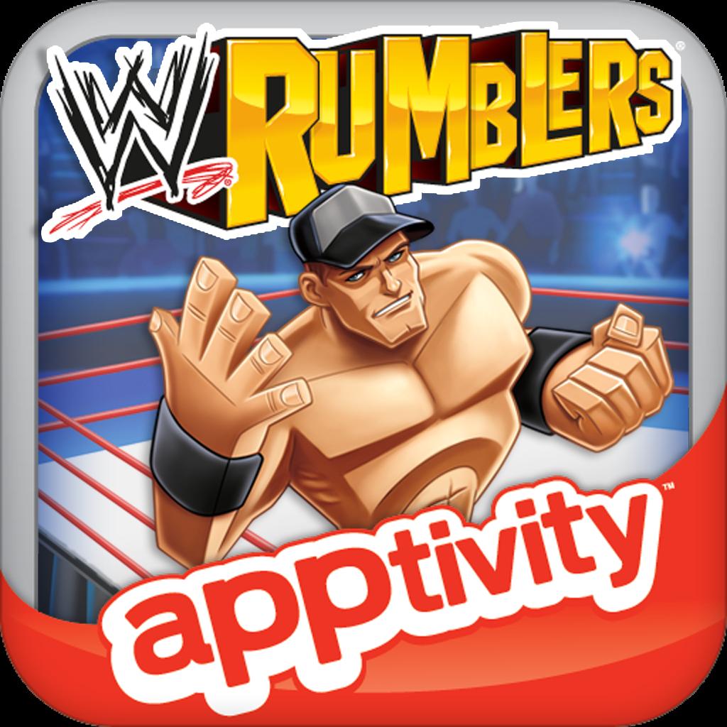 Apptivity™ WWE Rumblers®
