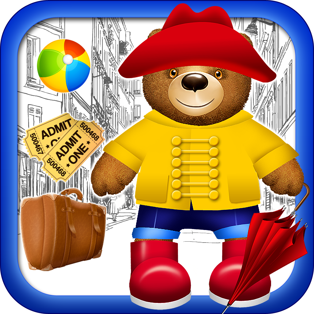 Classic Bear - Dressing Up Game - Advert Free