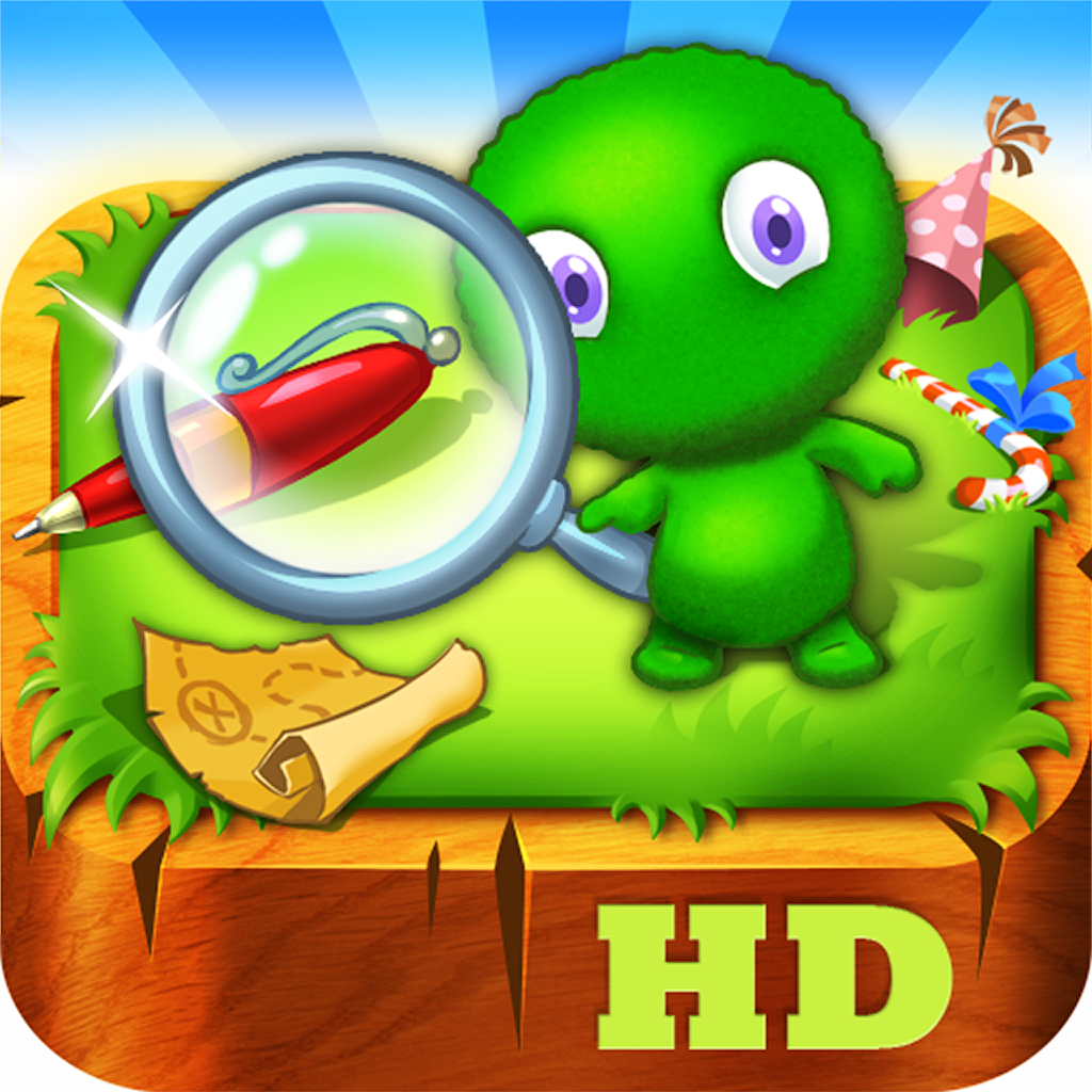 Funny Wood HD™ icon