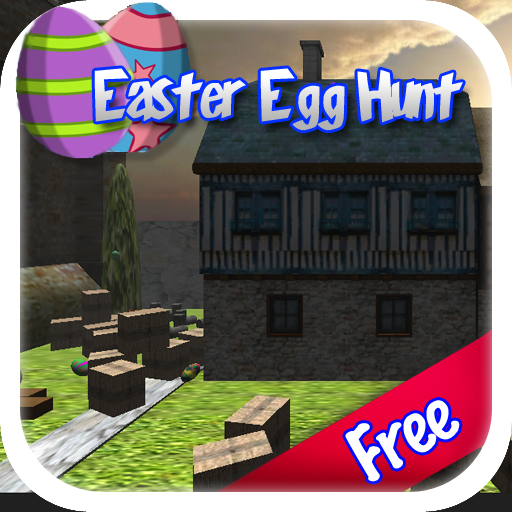 Easter Egg Hunt 3D Free icon