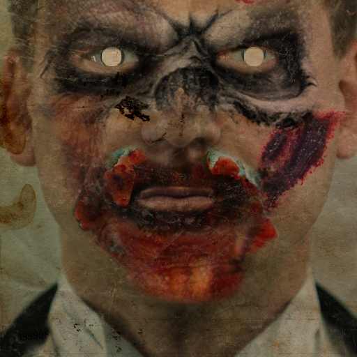 Zombie My Face Pro - The Free Zombie Photo Booth icon