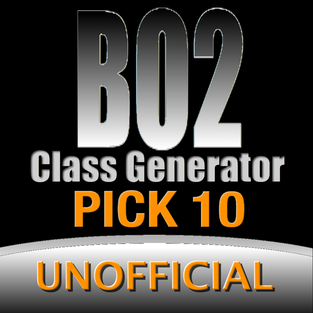 BO2 Pick10 Free- For Black Ops 2 Edition - Unofficial