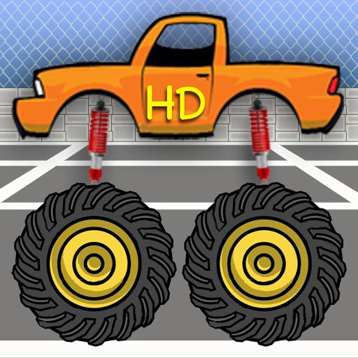 Puny Truck HD icon