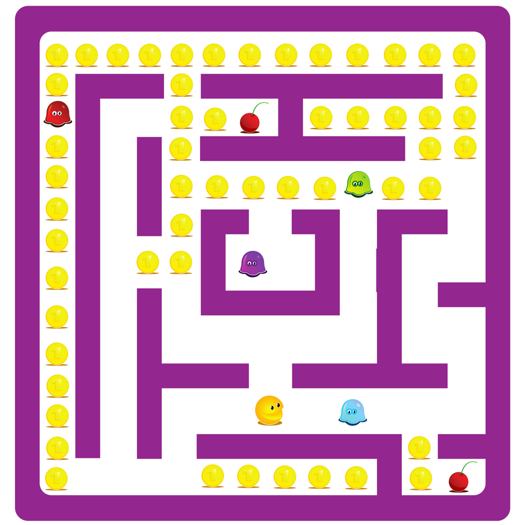 Maze Steps Game - Solve Labyrinth Puzzle | Apps | 148Apps