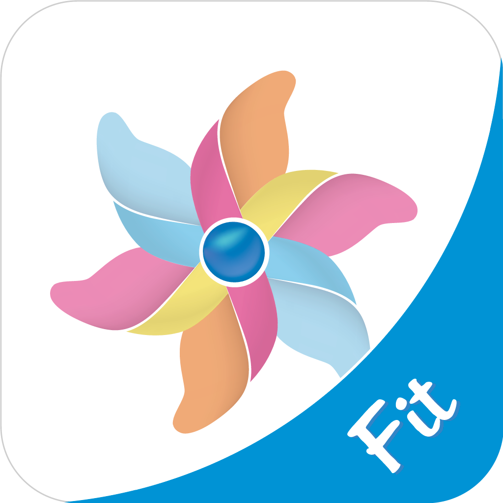 FitMama - 5-minute easy fitness app for new mums by BeHappyMum