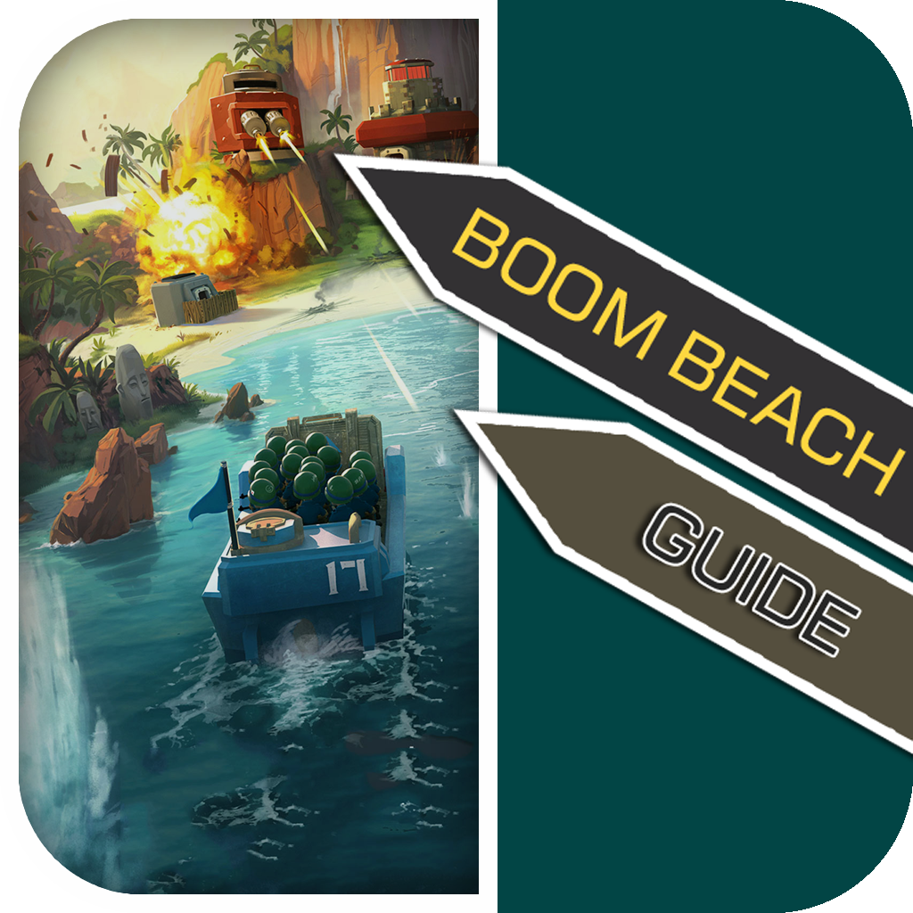 Guide for Boom Beach + Wiki, Tips, Videos