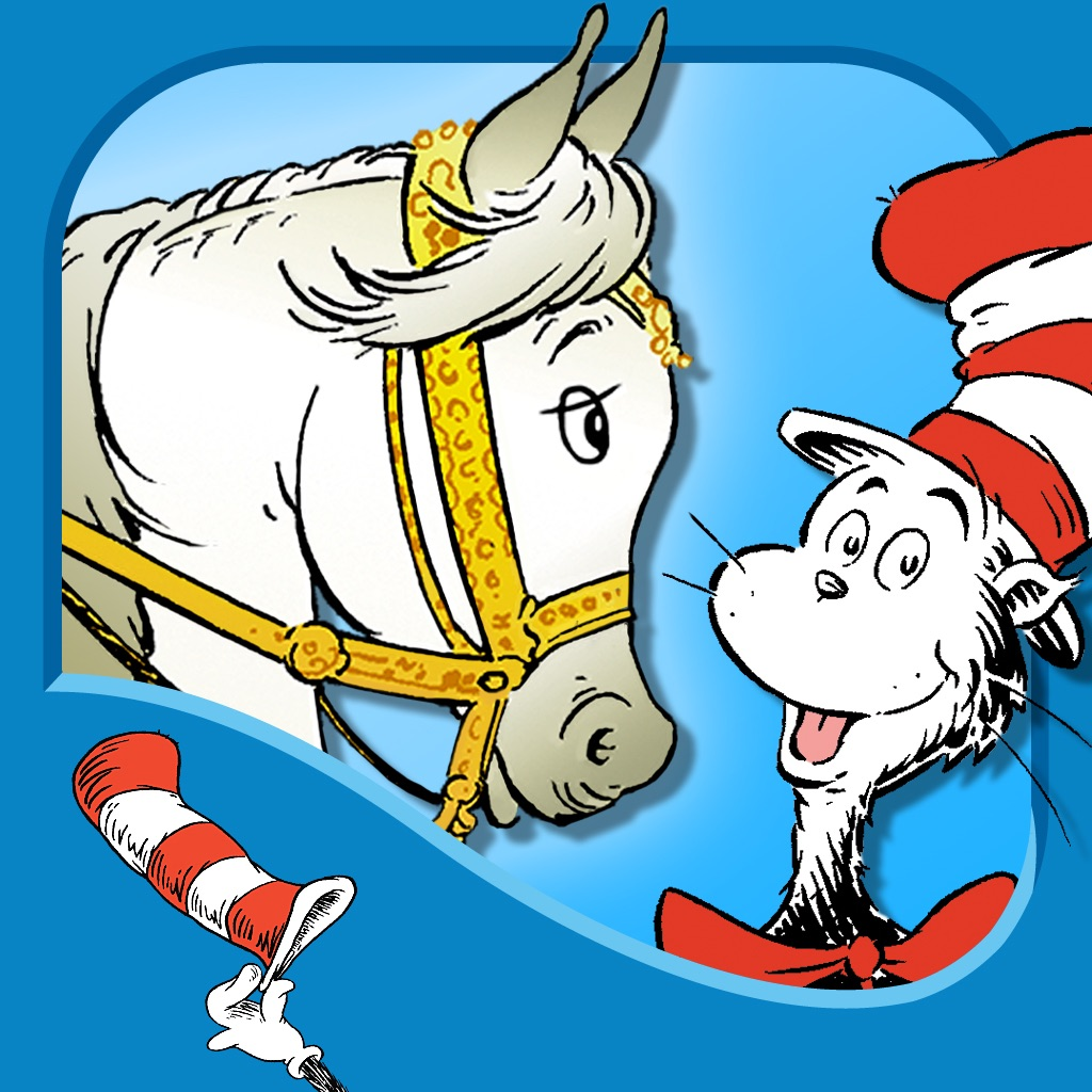 If I Ran the Horse Show (Dr. Seuss/Cat in the Hat)