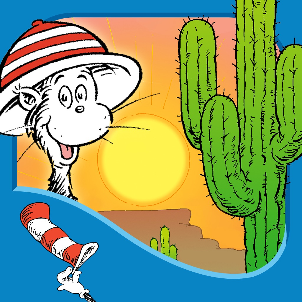 Why Oh Why Are Deserts Dry? (Dr. Seuss/Cat in the Hat) icon