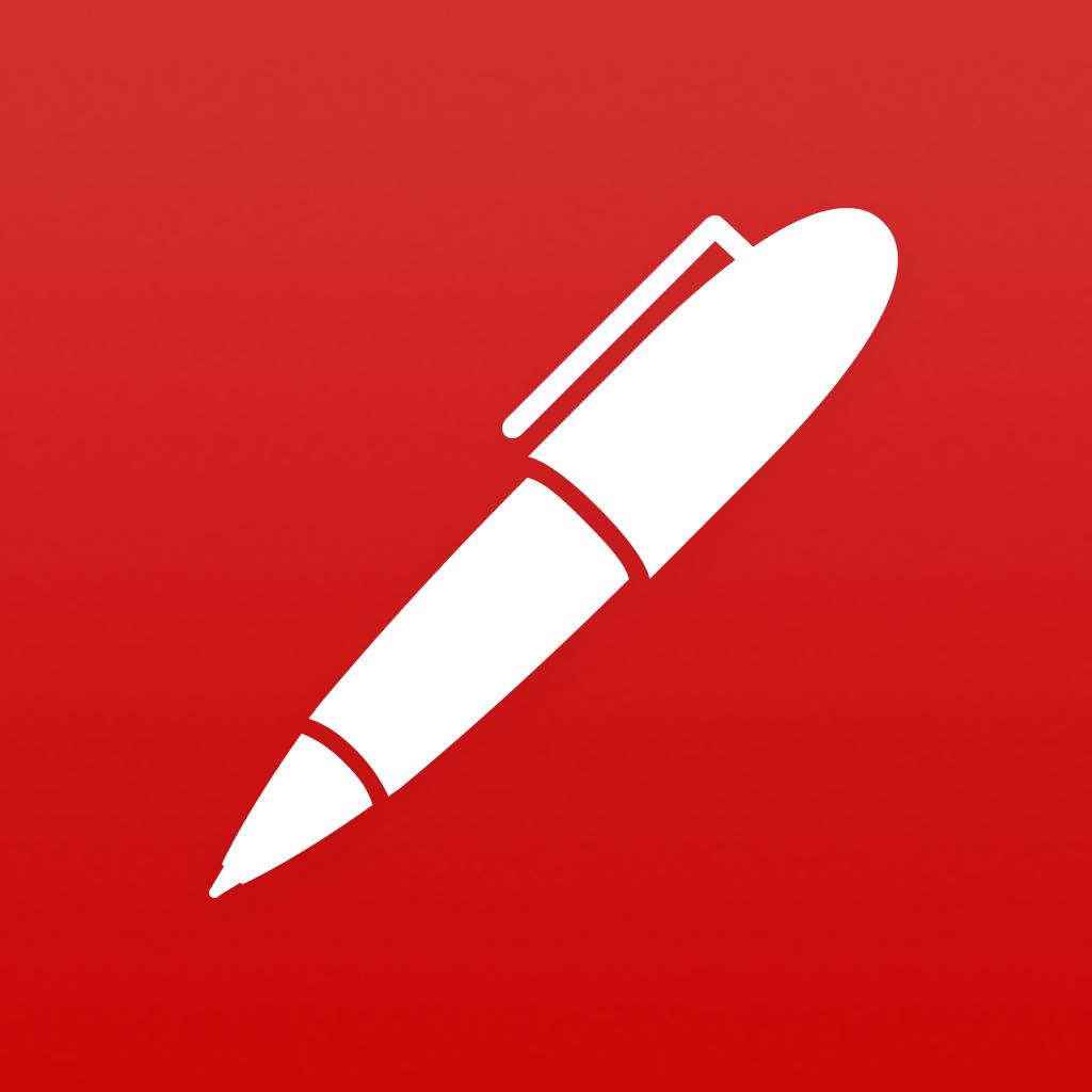 Noteshelf - Take Notes, Sketch, Annotate, Evernote Sync
